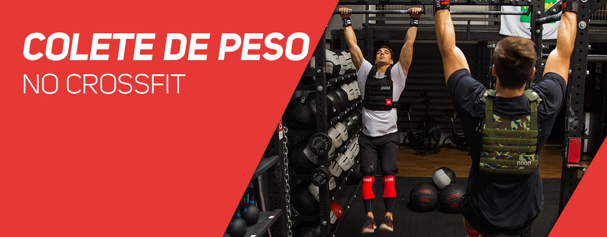 Colete de Peso no CrossFit