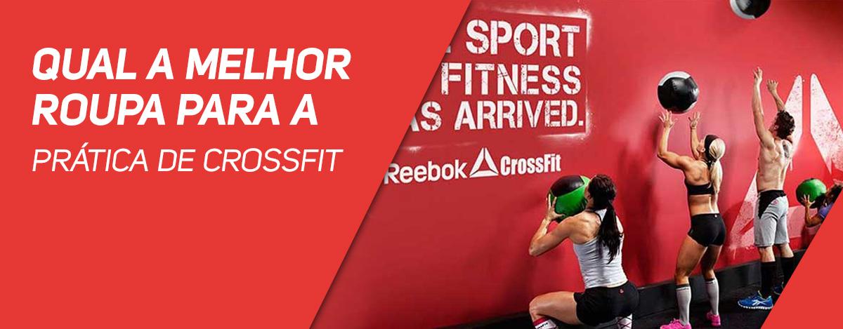 Qual a melhor roupa para a prática de CrossFit
