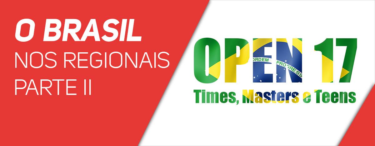 O Brasil nos regionais CrossFit - Parte II