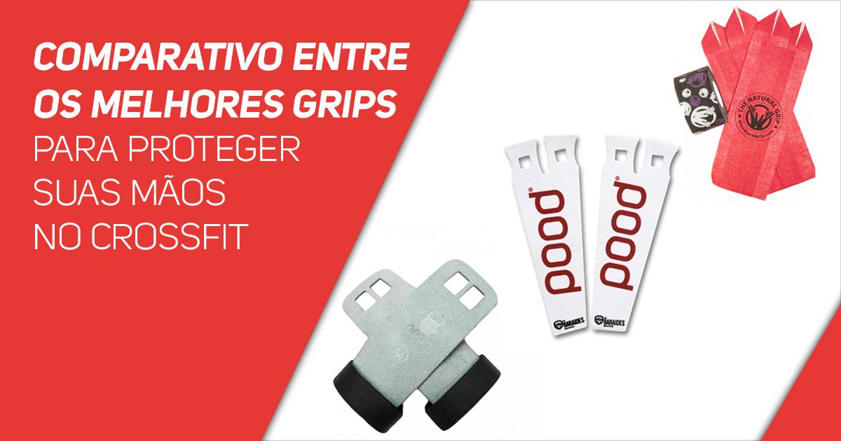 Comparativo entre os melhores Grips para proteger suas mãos no CrossFit