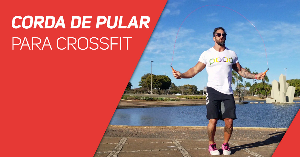 Corda de Pular para CrossFit