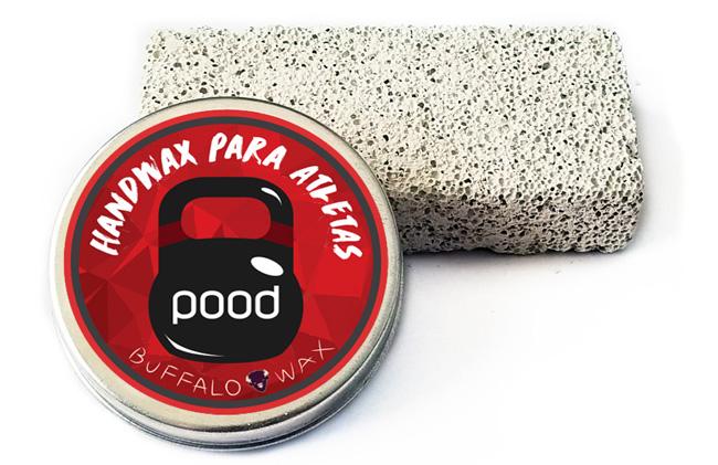 HandWax + Pedra Pomes