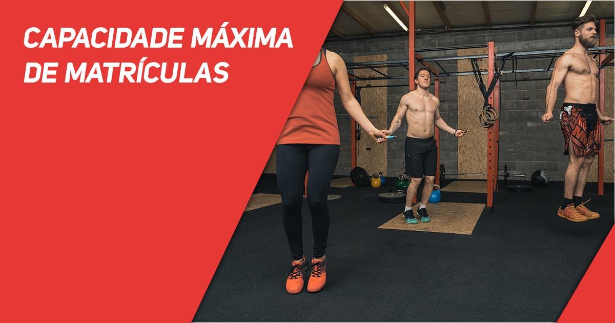 Capacidade máxima de matrículas - Como Abrir um Box de CrossFit - Pood Blog e306985179c54