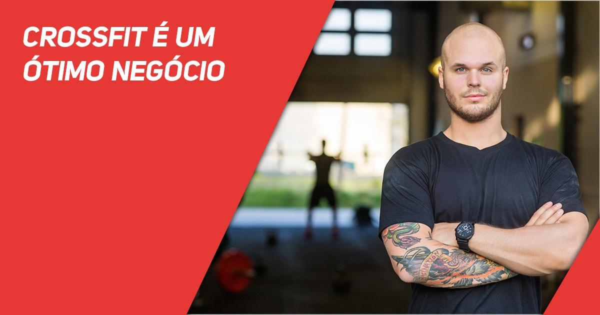 CrossFit é um Ótimo Negócio