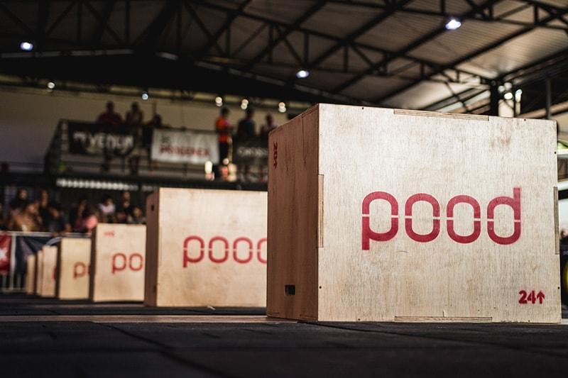 Box Jump Pood