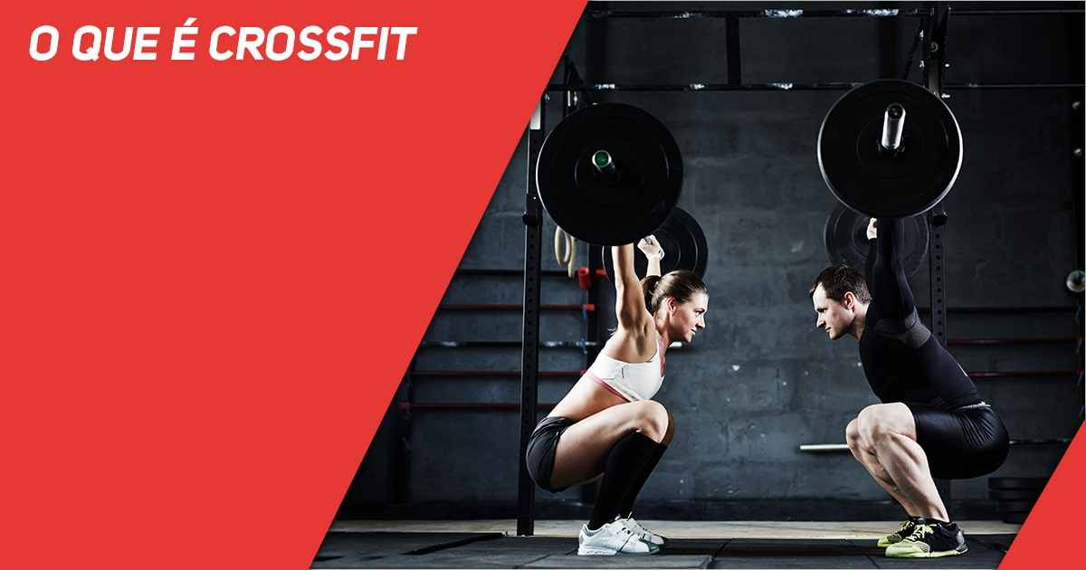 O que é CrossFit