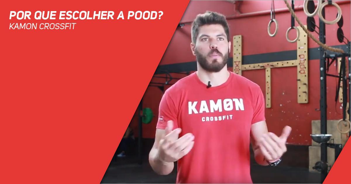 Por que escolher a Pood? — Kamon Crossfit