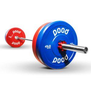 Barra Olimpica Pood Fitness